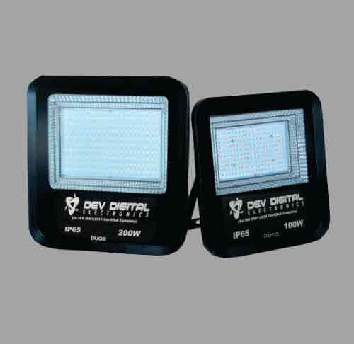 Duos Led Flood Light Manufacturers In Kabirdham