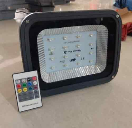 RGB Led Flood Light Manufacturers In Italy
