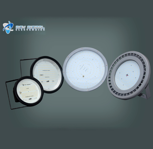 Toshi Led High Bay Light Manufacturers In Kabirdham